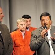 L'intervento del Presidente Federazione Cori Trentino Franceschinelli