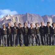 1987 - Foto per il CD Engel der Berge